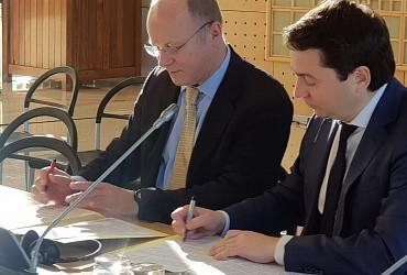Россия и Франция запланировали реализацию совместных проектов в сфере «Умных городов»