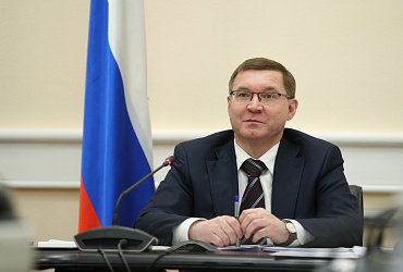 Поздравление главы Минстроя России Владимира Якушева с Новым 2019 годом