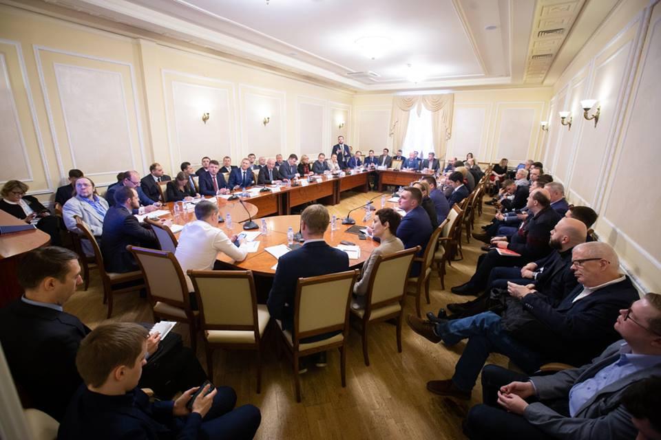Первое заседание Открытой экспертной группы Комиссии Общественного Совета при Минстрое России по внедрению BIM-технологии состоялось 29 января 2019 года