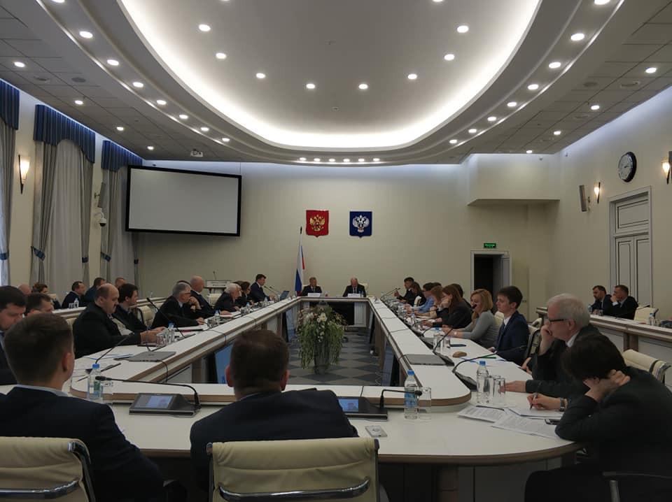 Заседание Открытой экспертной группы по внедрению BIM-технологий прошло 8 апреля в Минстрое России