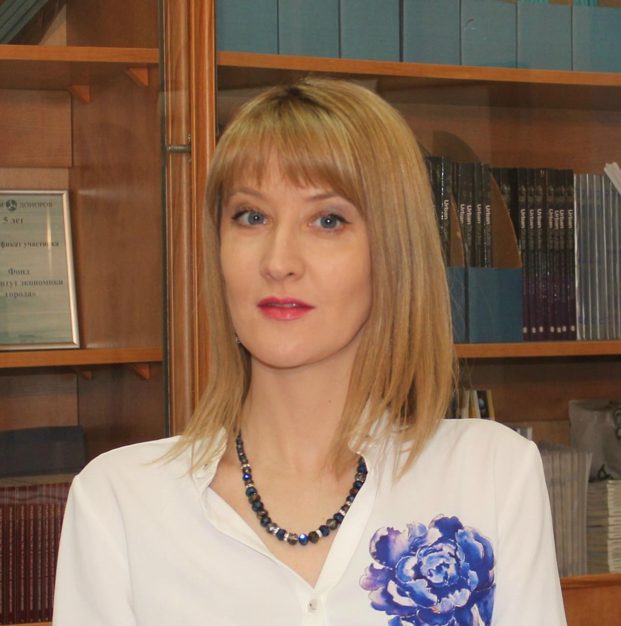 Байкова Татьяна Константиновна
