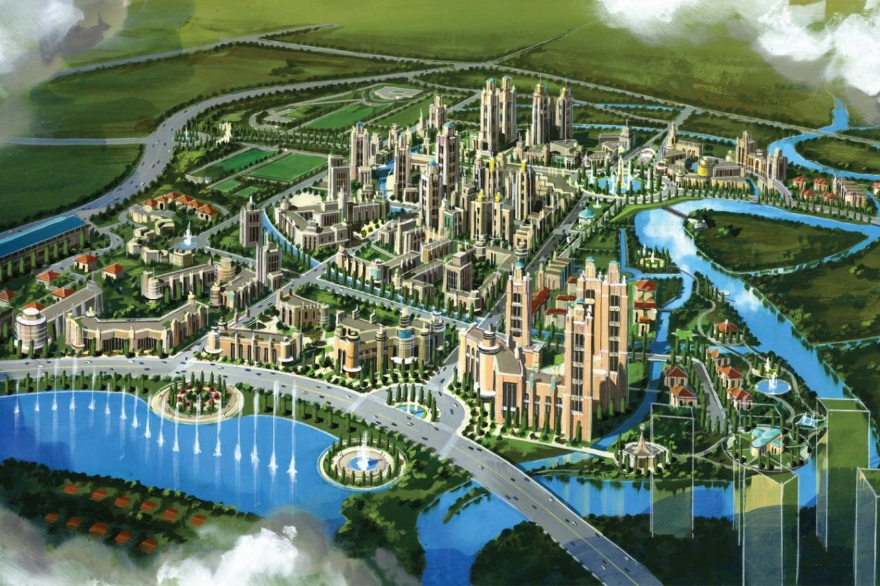 Устойчивое развитие территорий