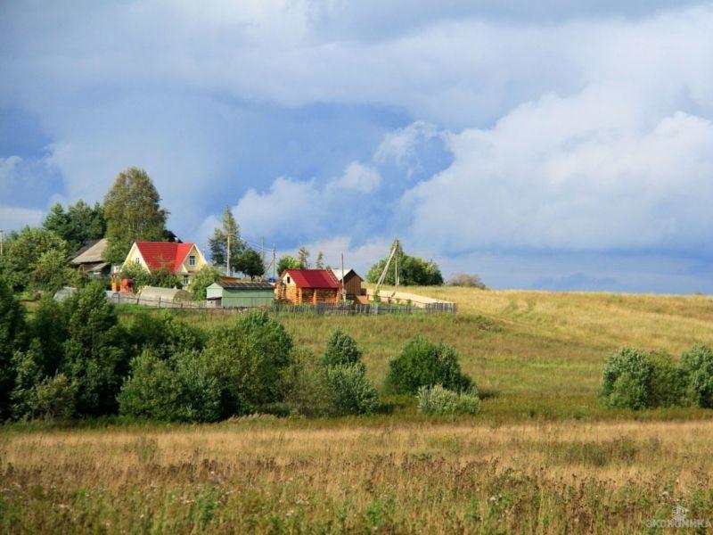 Устойчивое развитие сельских территорий