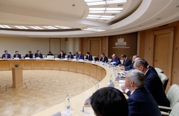 При Минстрое РФ будет создан штаб по техническому нормированию
