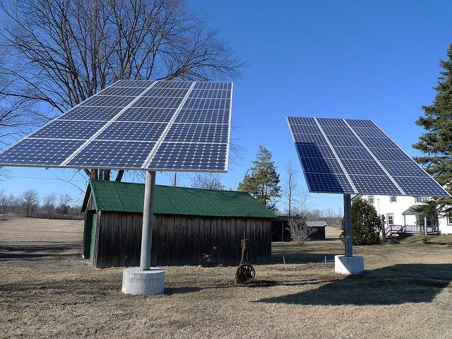 Владельцы частных энергоустановок не будут платить подоходный налог