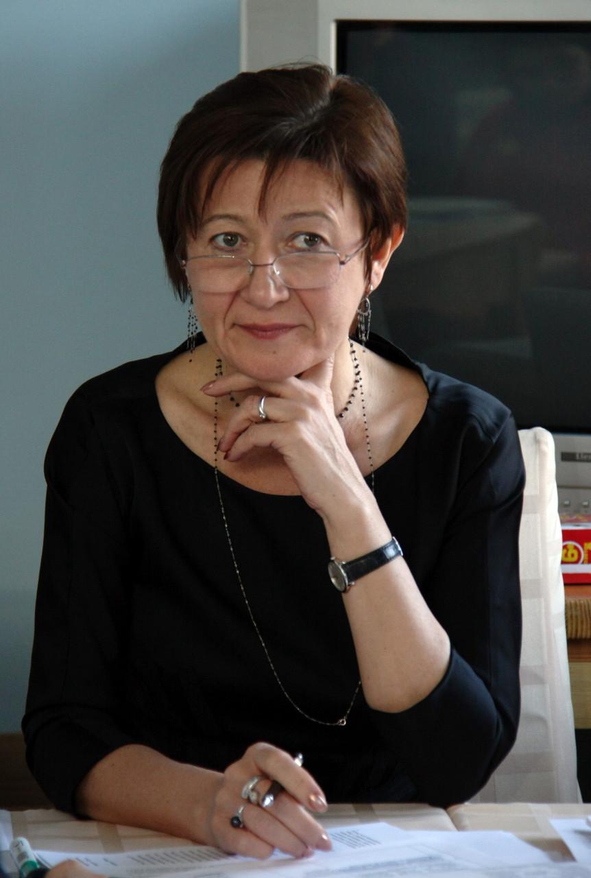 Береговских Анна Николаевна